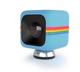 Polaroid Cube fåes også i mer fargesprakende utgaver.
