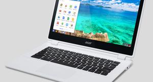 Billig Chromebook har fått Nvidias kraftige Tegra-prosessor