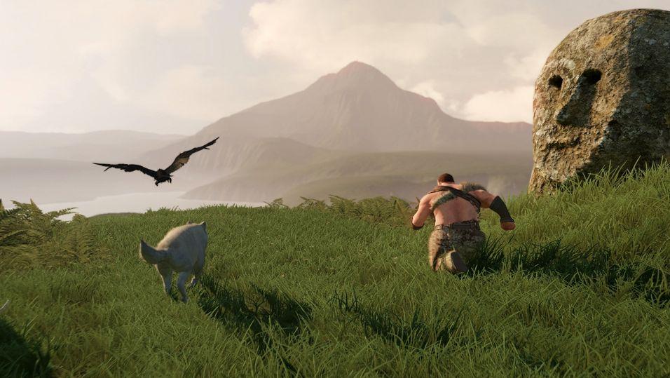 Rayman-skaperens neste spill er helt vilt