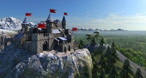 Bygg din egen middelaldernasjon