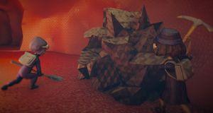 Pixeljunk-skaperne med postapokalyptisk byggespill