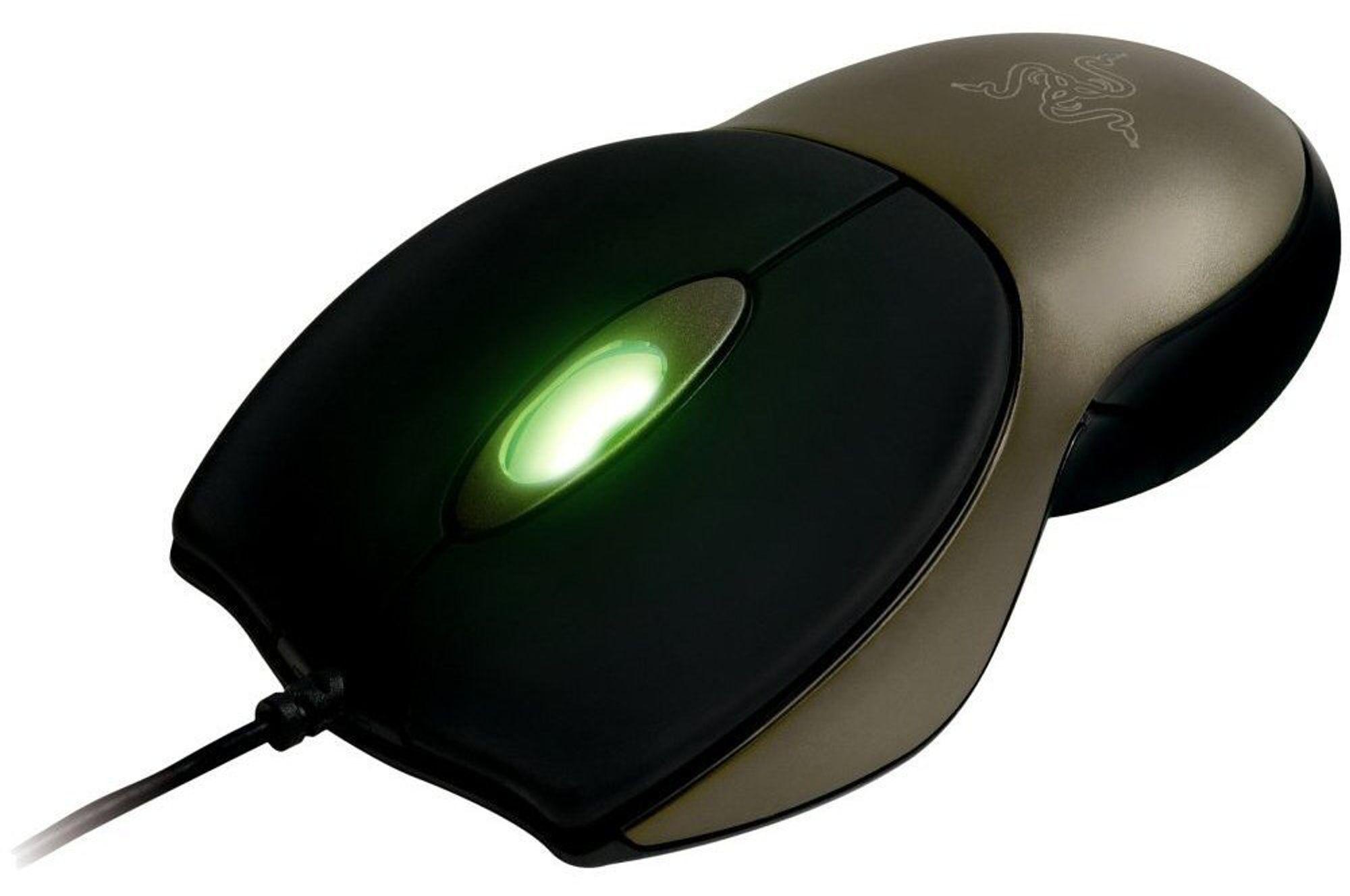 Razer slipper også denne oppdaterte Boomslang «Collector's Edition» i 2007.