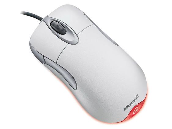 IntelliMouse Optical ga optiske mus til massene.