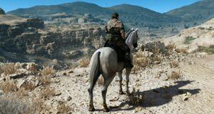 Se 17 minutter fra vakre Metal Gear Solid V