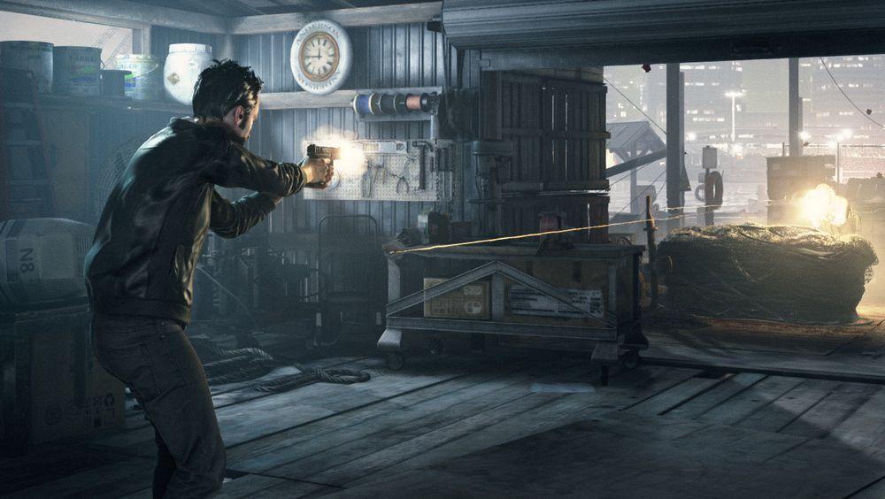 SNIKTITT: Quantum Break