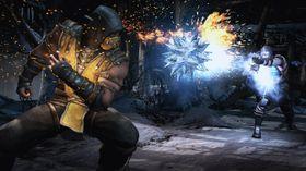 Fanfavorittane Scorpion og Sub Zero er naturlegvis tilbake i Mortal Kombat X.