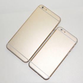 Slik ryktes de to nye iPhone-modellene å se ut.