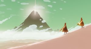 Journey og The Unfinished Swan er på vei til PlayStation 4
