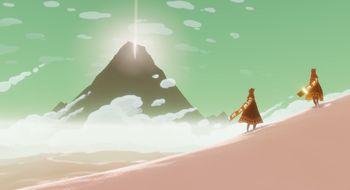 Journey og The Unfinished Swan er på vei til PlayStation 4