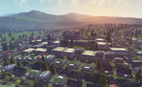 Cities: Skylines har fylt to år.