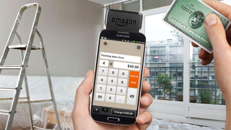 Nettgigant lanserer kortbetaling til mobilen