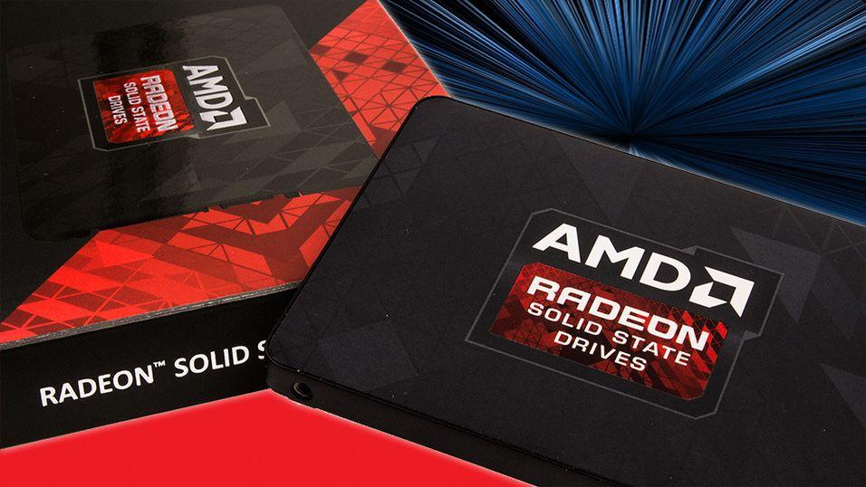 Det tok dem to år – men nå er AMDs Radeon-SSD her
