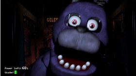 Denne koselige karen blir en av mange du kan spille som i Five Nights at Freddy's World.