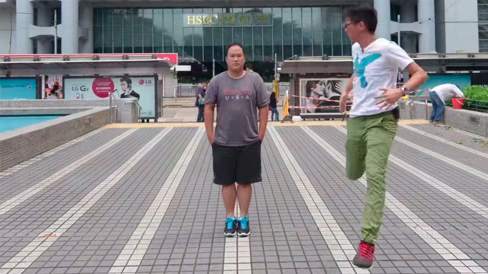 Slik lager du en «hyperlapse»-video