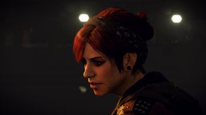 I Infamous: First Light spiller du som Fetch.