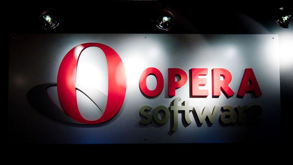 Norske Opera skal lage nettleser til Nokia-mobiler