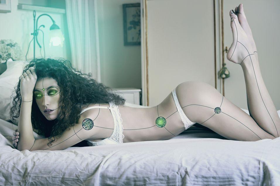 – Sexroboter er vanlig i 2025