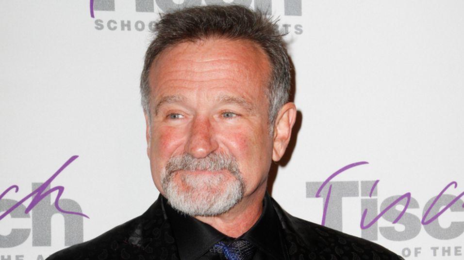 Robin Williams får hvile i fred – til år 2039