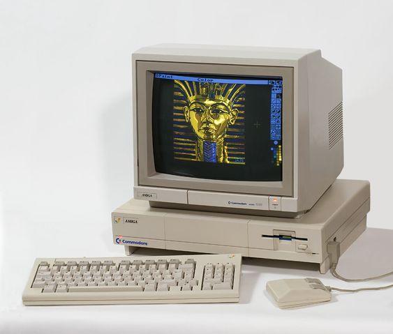 Amiga 1000 var en revolusjon.