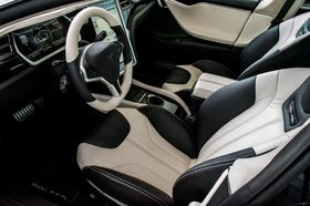 Interiøret har også blitt kraftig oppgradert i den ny modellen.