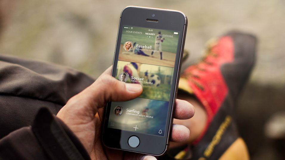 Norsk app skal få lokalmiljøet i aktivitet