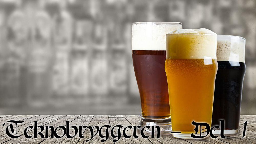 GUIDE: En introduksjon til ølbryggingens edle kunst