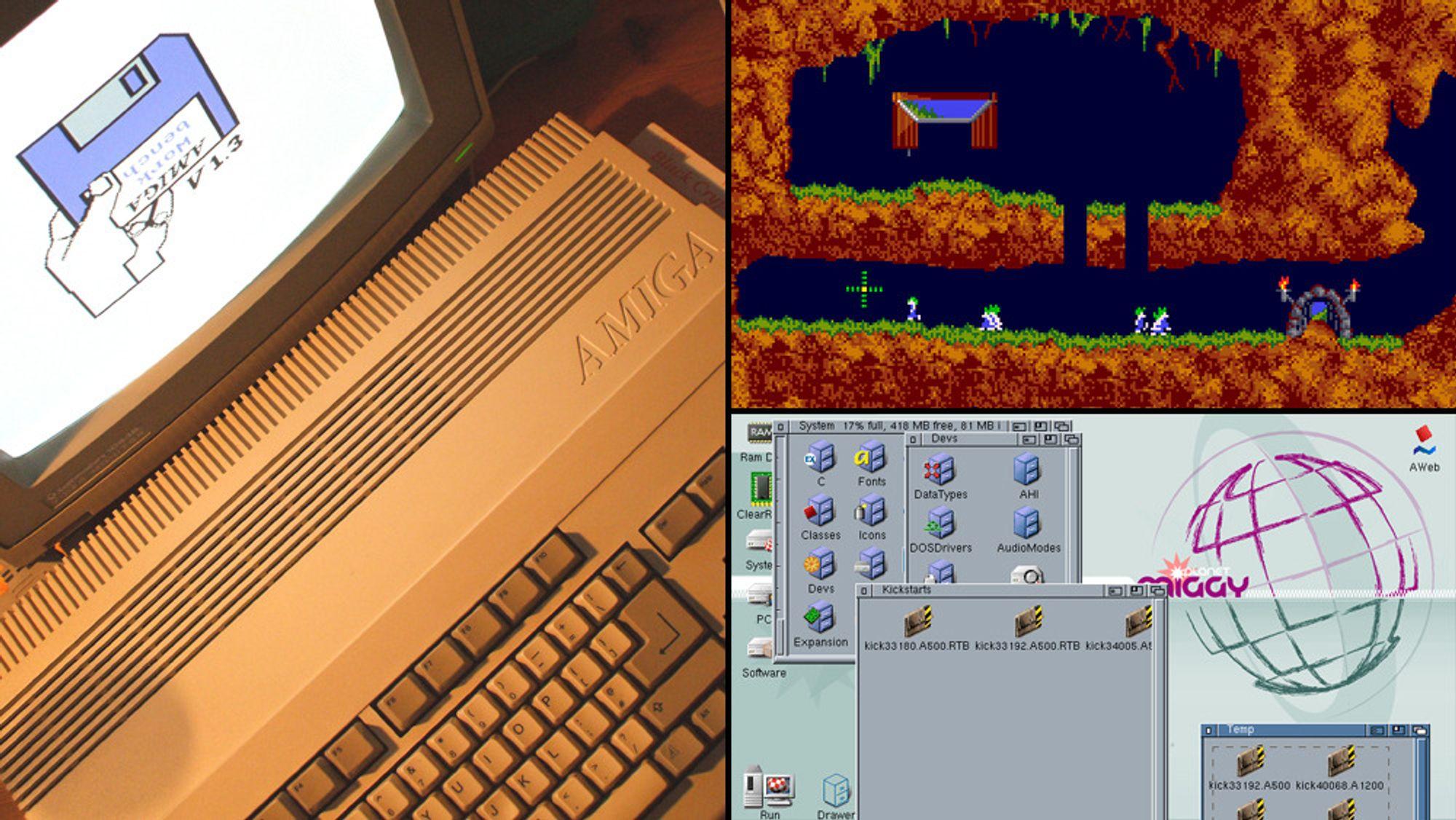 GUIDE: Amiga-emulering