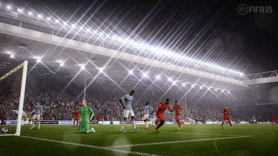 FIFA 15 setter følelsene i sving hos spillerne.