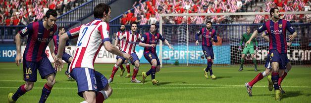 FIFA 15 mangler viktig spillmodus på de gamle konsollene