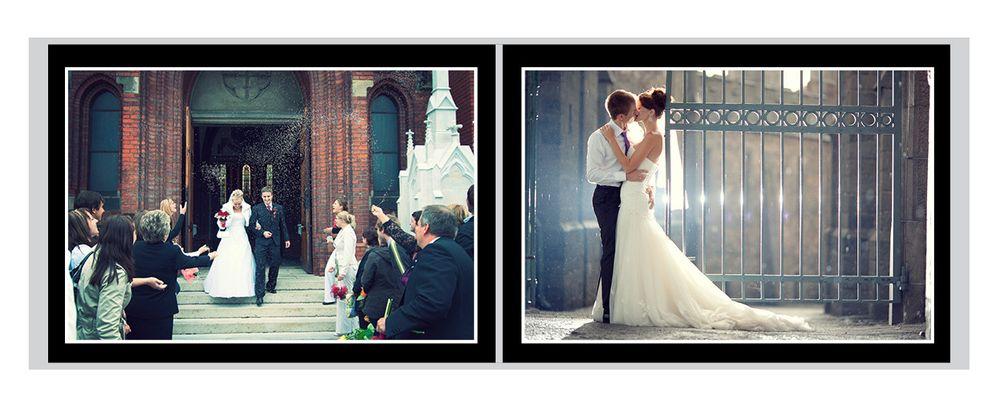 Det formelle designet passer for eksempel godt til bryllup.