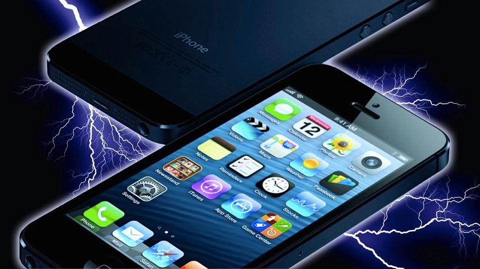 Apple erstatter dårlige iPhone 5-batterier