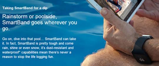 Teksten Sony la ved bildet avslører både det ene og det andre. Blant annet at det er en ny smartklokke på vei fra selskapet.