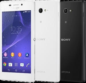 Sony Xperia M2.