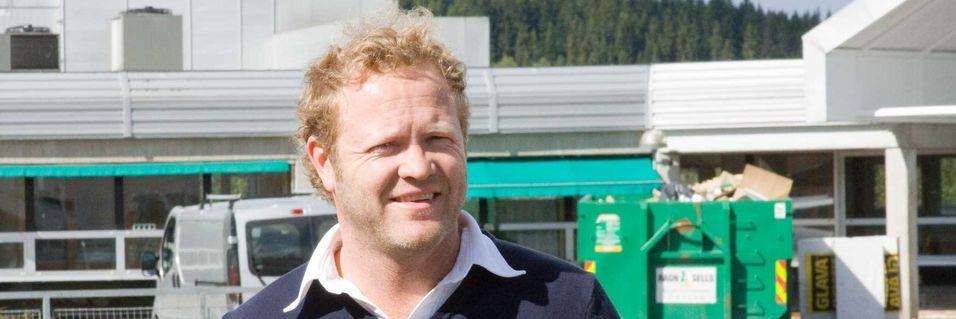 Gründer og daglig leder Bernt Fredriksen i Site Service er glad for at det ryddes opp i bransjen.