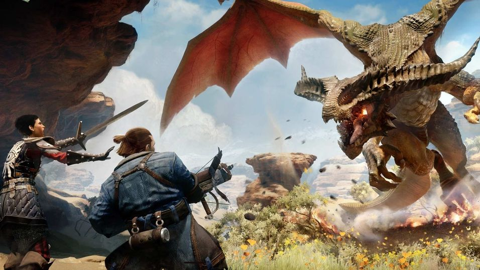Dragon Age: Inquisition får flerspiller