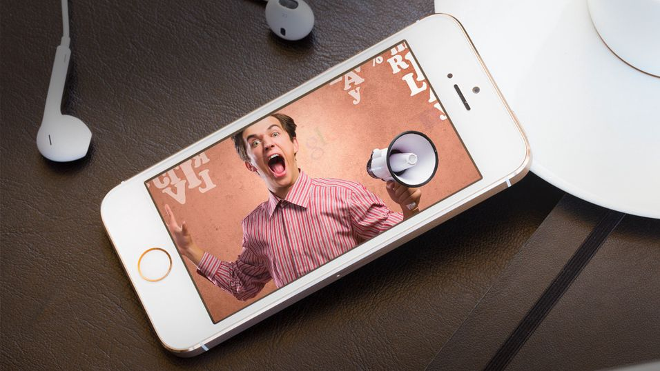 Apple vil ha heldekkende mobil-reklamer