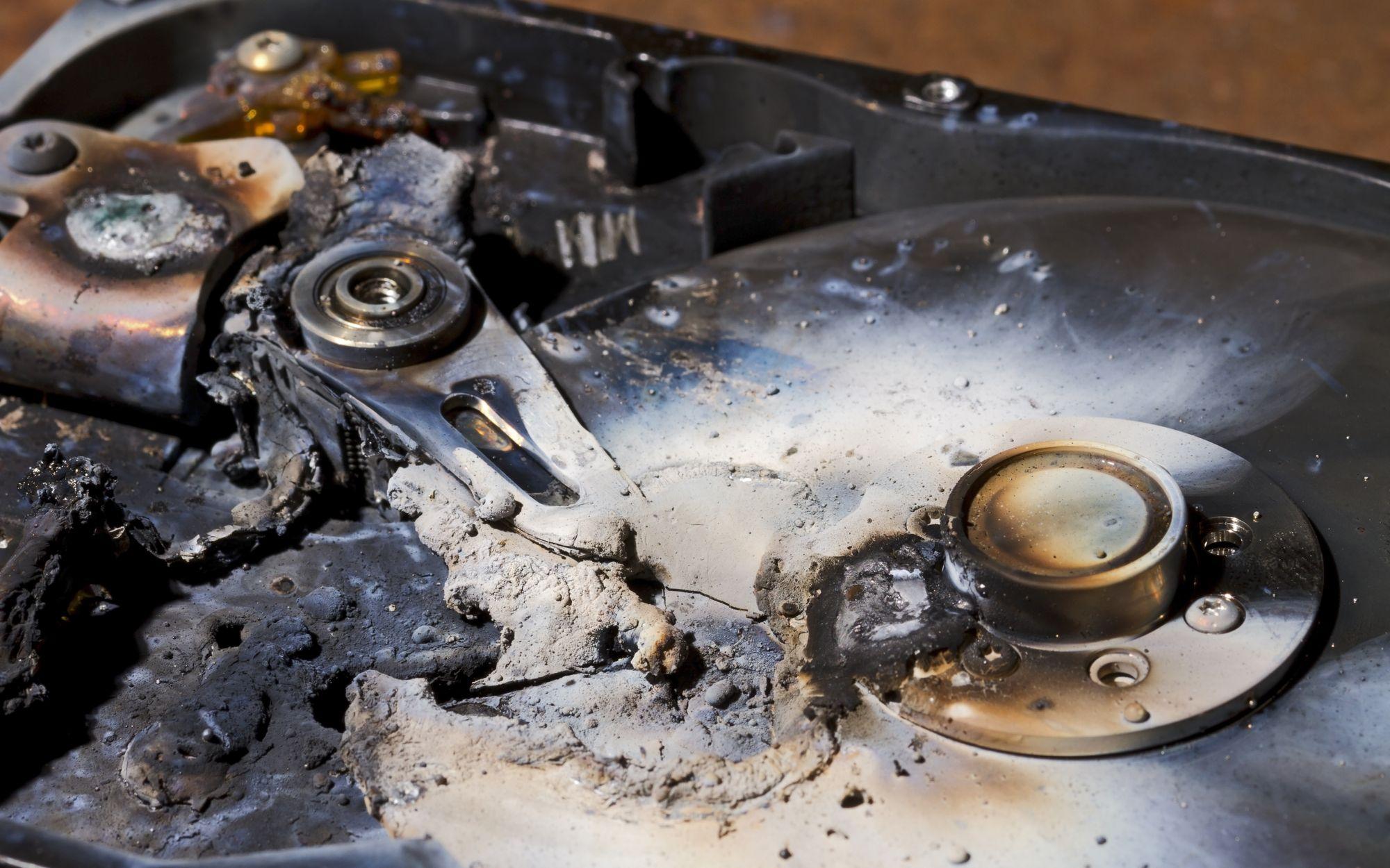 Les Slik finner du ut om harddisken din er i ferd med å dø