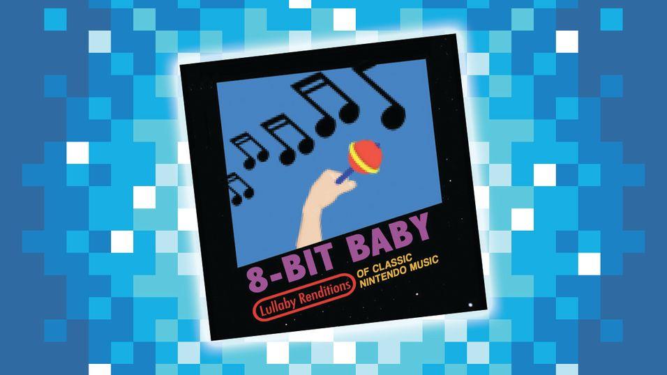 Få barnet til å sove med en Nintendo-vuggesang
