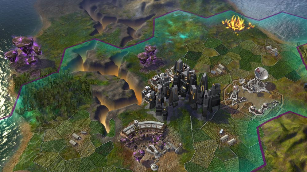 SNIKTITT: Civilization: Beyond Earth