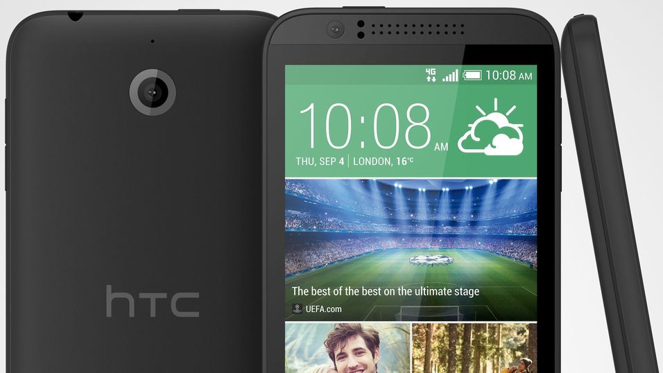 HTC Desire 510.