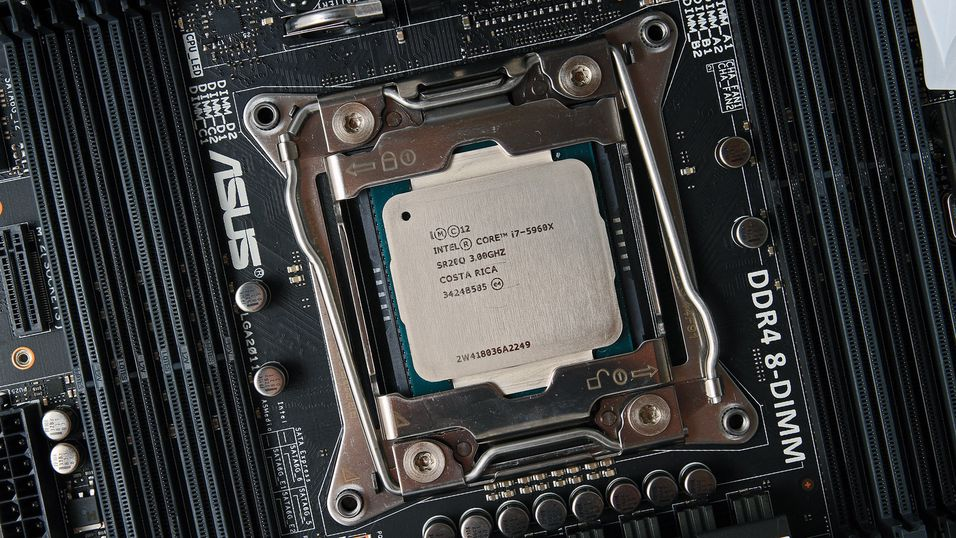 TEST: Intel Core i7 5960X - Haswell-E
