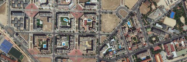 Se de nye, høyoppløste satelittbildene