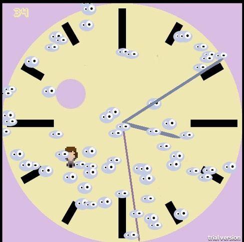 Adriels klokkespill er hektisk og morsomt.