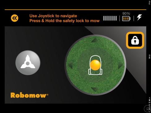 Ørn, ørn! Slik styrer vi Robomow fra en iPad. Appen er ikke perfekt, men den får jobben gjort.