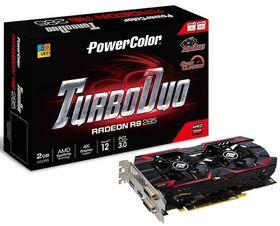PowerColor TurboDuo Radeon R9 285 OC.