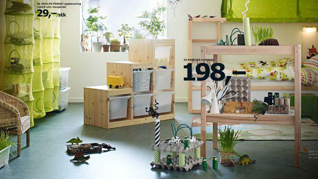 Nesten alt i IKEA-katalogen er «fake»