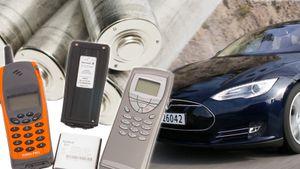 Batteriteknologier