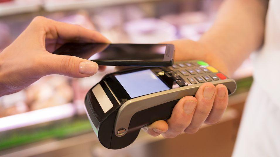 – Iphone 6 skal få enkel mobilbetaling