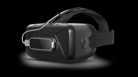 Leap Motion-sensoren har tidligere blitt festet til Oculus Rift-brillene, men nå skal teknologien integreres fullstendig i maskinvaren.