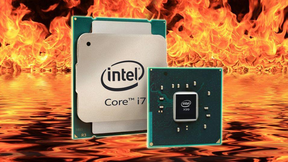 Endelig åttekjernet ekstremprosessor fra Intel
